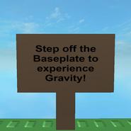 Experience Gravity