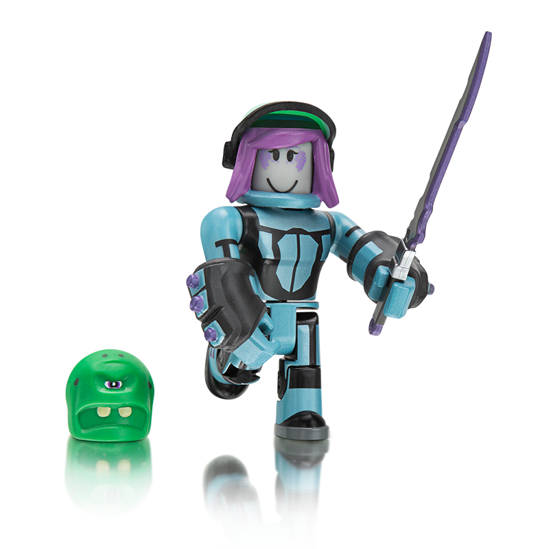 Snowboard Girl w//Exclusive Code Roblox Celebrity Series 4 ~ Shred