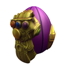 Infinity Gauntlet Egg (Original)