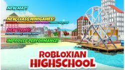 RobloxianHighschoolMinigamesUpdate