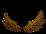 DIY Golden Bloxy Wings