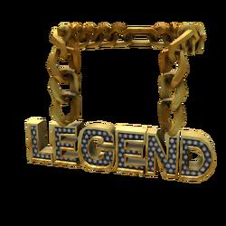 Goldlika- Legend