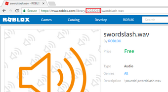 Audio Roblox Wikia Fandom