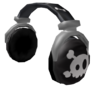Death Metal Headphones