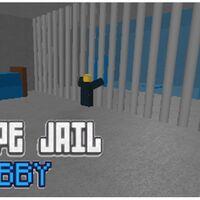Escape Jail Obby Roblox Wikia Fandom