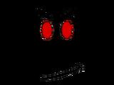 Evil Skeptic Face