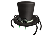 Spooky Spider Top Hat