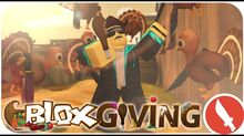 BLOXGiving 2014 The Mad Murderer Thumbnail