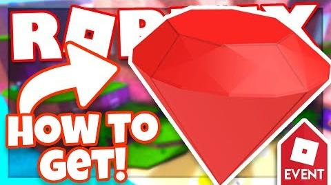 -EVENT- How to get SCROOGE MCDUCK'S GIANT RUBY - Roblox Tradelands