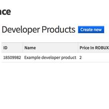 Developer Product Roblox Wikia Fandom