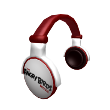 Angry Birds' Headphones