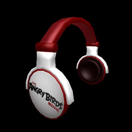 Angry Birds #39 Headphones Roblox