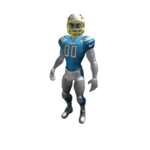 Los Angeles Chargers Uniform