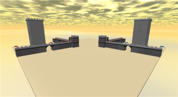 Starting BrickBattle Map