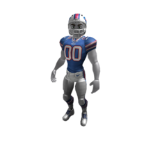 Buffalo Bills Uniform