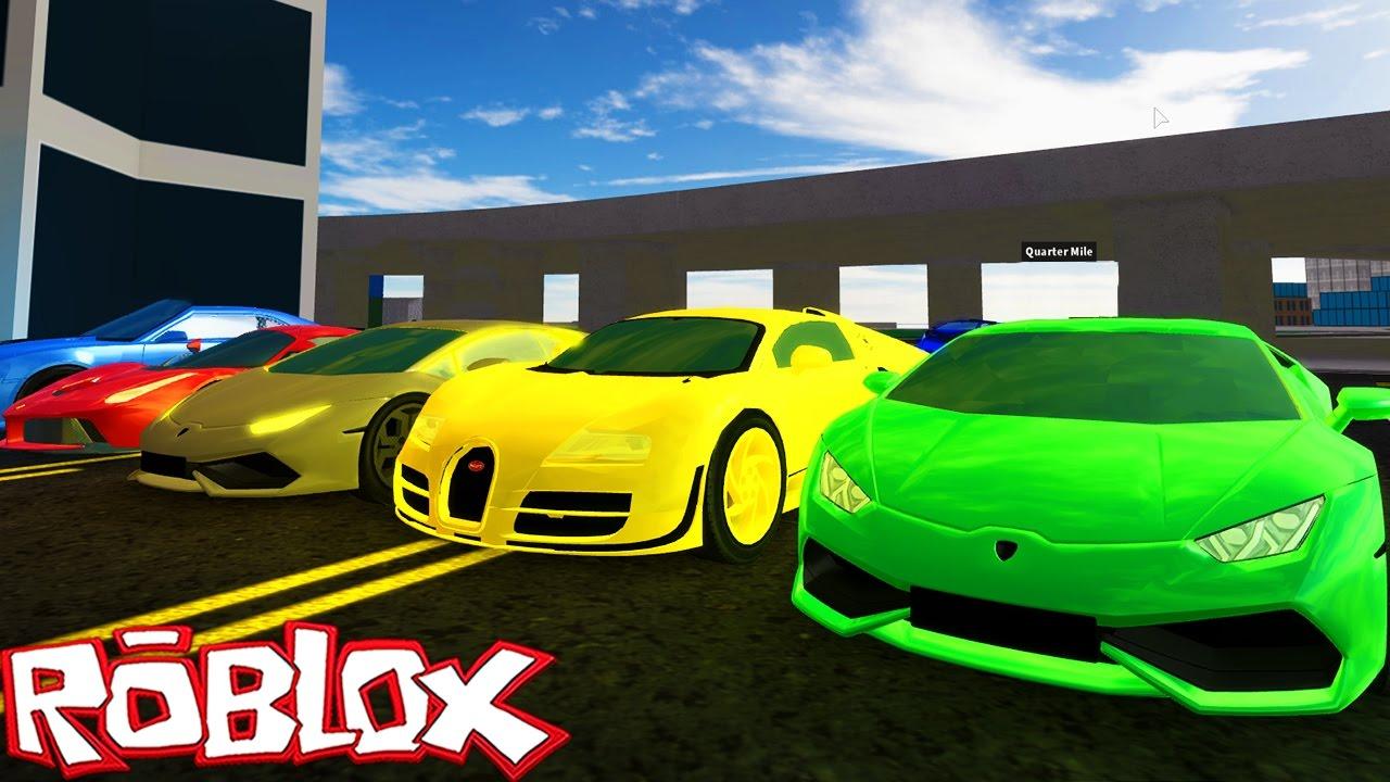 Blox  Car Show