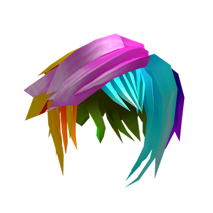 Neon Wild Crazy Hair Roblox Wikia Fandom Powered By Wikia