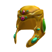 Enchanted Gem Helmet