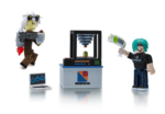 Innovation Labs Toy Playset