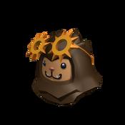 Beach Bigfoot Head