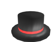 Light Blue Top Hat Roblox