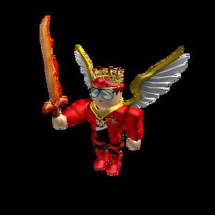 (Ver. 1) Mystic Sword of the Flames