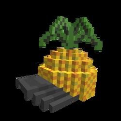 8-Bit Pineapple Hat