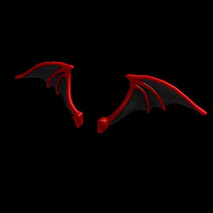Demon Wings Roblox Wikia Fandom