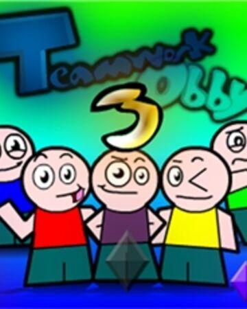 Teamwork Obby 3 Roblox Wikia Fandom