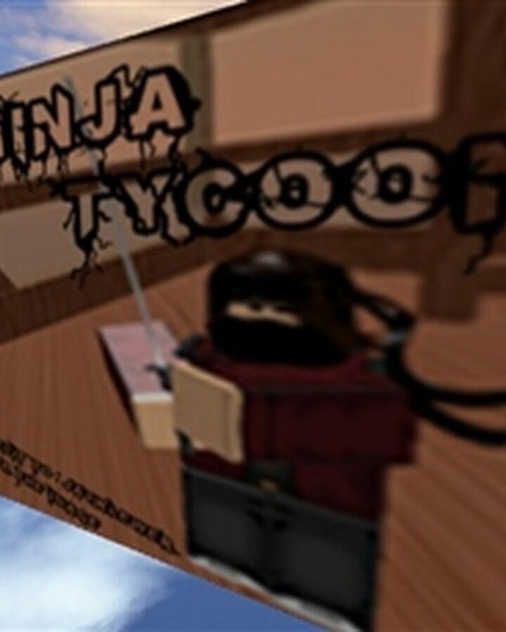 Ninja Tycoon Roblox Wikia Fandom