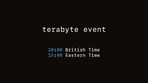 Terabyte Special Event