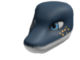 The Forbidden Shark Head
