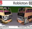 RMB-1 勞博士巴士公司 Roblox Motor Bus- 勞博頓 Robloton