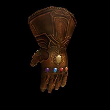 Infinity Gauntlet Roblox Wikia Fandom