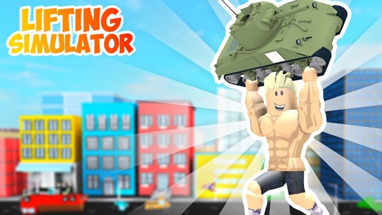 Lifting Simulator Roblox Wikia Fandom