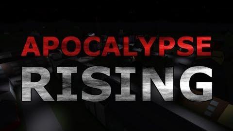 Roblox Apocalypse Rising Map Trailer