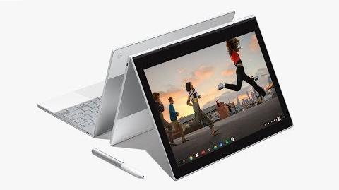 Meet Google Pixelbook The laptop reimagined