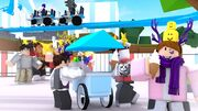 Roblox Point - Theme Park