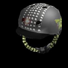 Digital Green Helmet