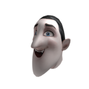 Drac's Mask