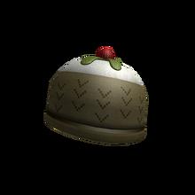 Holiday Pudding Cap