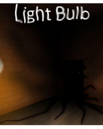 Light Bulb Roblox Wikia Fandom