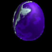 Royal Agate Egg of Beautiful Dreams
