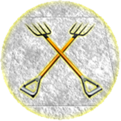 Villager Win Badge