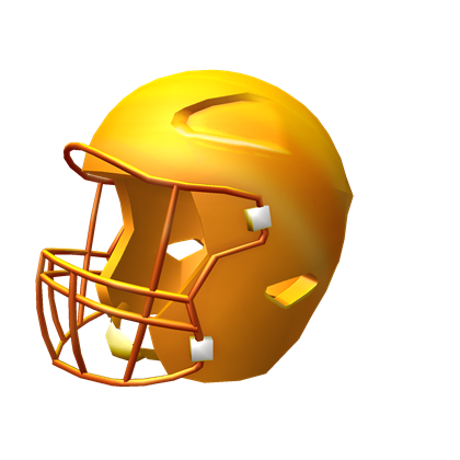 Golden Football Helmet of Participation | Roblox Wikia ...