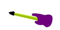 Guitar Rocket Launcher