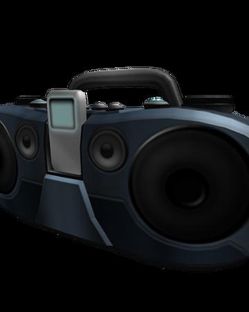 Boombox Gear 3 0 Roblox Wikia Fandom