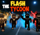 Fros Studio/The Flash Tycoon