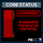 Corestatus-overheat