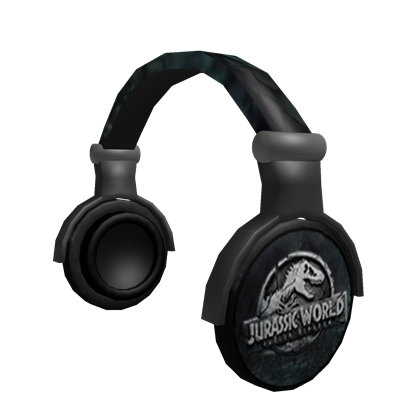 Jurassic World Headphones Roblox Wikia Fandom